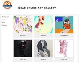 iLEAD Online Art Gallery