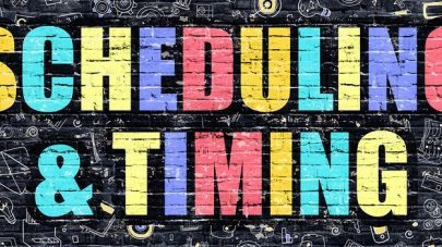 iLEAD Online Sheduling and Timing