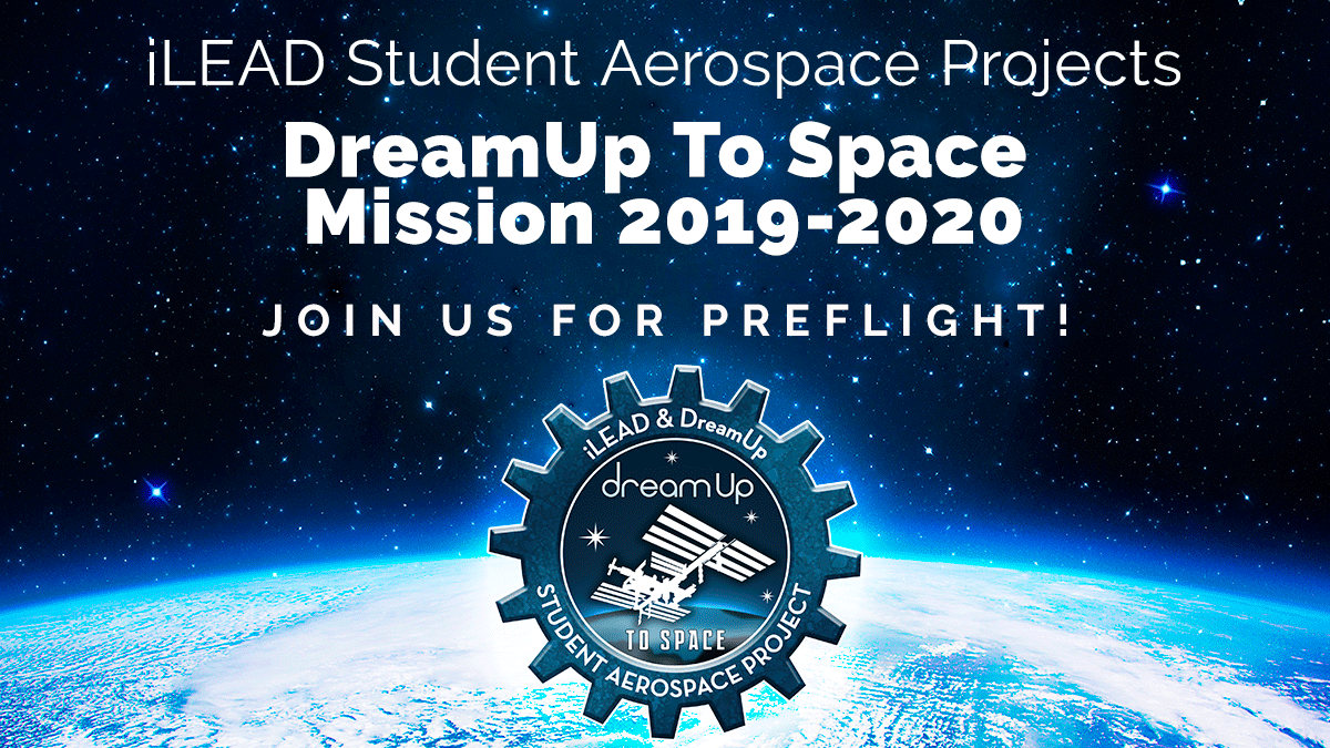 Dreamup to Space Mission