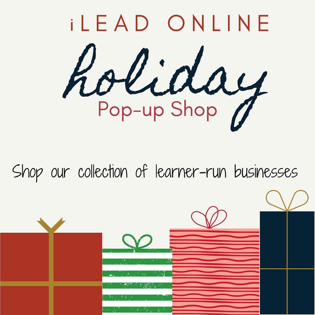 iLEAD Online Holiday Shop 2020