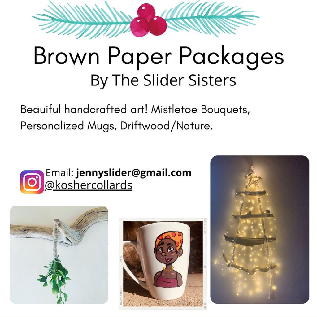 iLEAD Online Holiday Shop Brown Paper