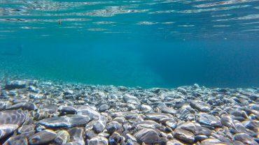 ocean floor rocks