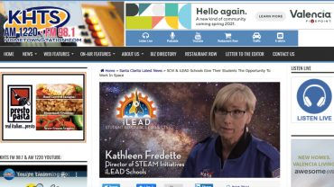DreamUp to Space Kathleen Fredette